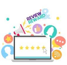 Gheestore Review Reward