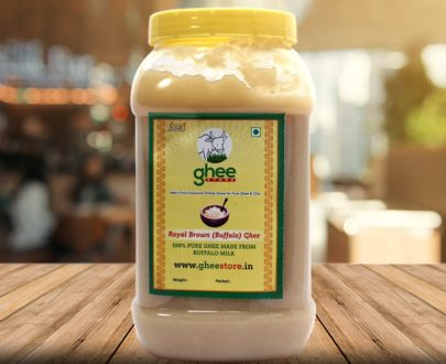 Royal Brown Buffalo Ghee