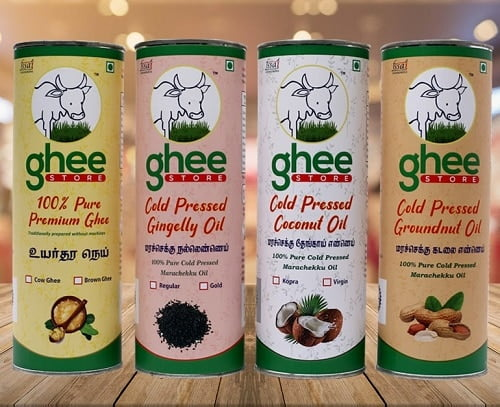 gheestore cold pressed oil