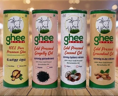 gheestore cold pressed oil