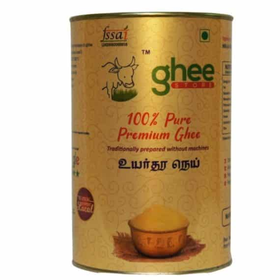 1 kg cow ghee tin