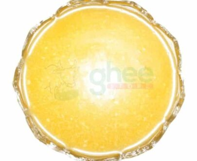cow ghee bowl